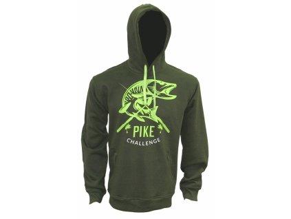 Zfish Mikina Hoodie Pike Challenge  + Sleva 10% za registraci