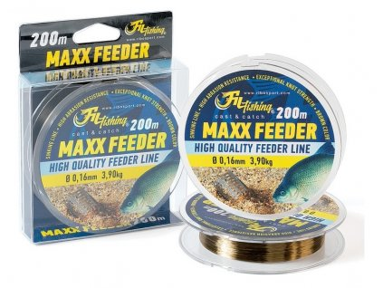 Filfishing Vlasec Maxx Feeder  + Sleva 10% za registraci