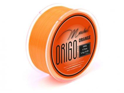 Carp Zoom Vlasec Origo Carp Line - 1000 m/0,28 mm, 6,40 kg - orange  + Sleva 10% za registraci