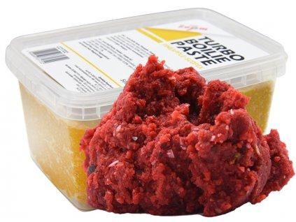 Carp Zoom Turbo Boilie Pasta - 500 g/Jahoda-Ryba  + Sleva 10% za registraci