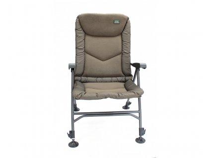 Zfish Křeslo Deluxe GRN Chair  + Sleva 10% za registraci + ZDARMA kaprové háčky
