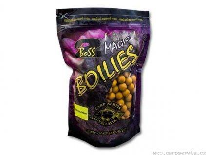 Boilies Boss2 MAGIC - 2,5 kg/16 mm/Slunečnice  + Sleva 10% za registraci