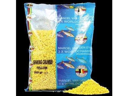 MVDE Sinking Crumbs Yellow 500g  + Sleva 10% za registraci
