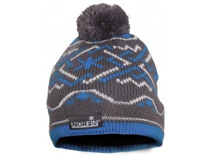Norfin čepice Norway Man Modrá  + Sleva 10% za registraci