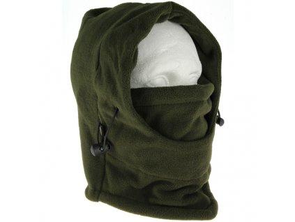 NGT Chránič Obličeje Face Guard Green  + Sleva 10% za registraci