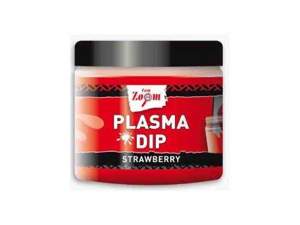 Carp Zoom Plasma Dip - 130 ml/Vanilka  + Sleva 10% za registraci
