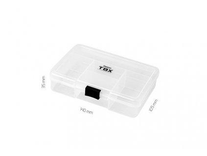 Krabice Delphin TBX One 140-5P Clip  + Sleva 10% za registraci