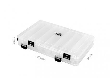 Krabice Delphin TBX Duo 276-16P Clip  + Sleva 10% za registraci