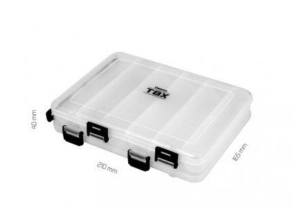 Krabice Delphin TBX Duo 210-12P Clip  + Sleva 10% za registraci