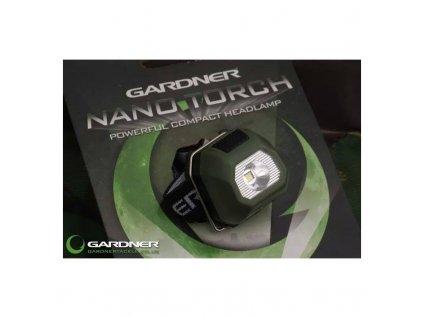 Čelovka Gardner Nano Torch  + Sleva 10% za registraci
