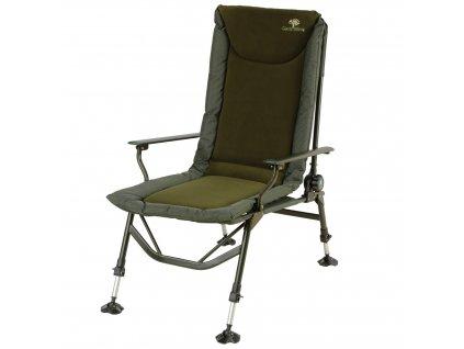 Sedačka Luxury Fleece MKII Chair  + Sleva 10% za registraci + ZDARMA kaprové háčky
