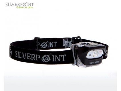 Silverpoint Outdoor Čelovka Silverpoint Guide XL165  + Sleva 10% za registraci