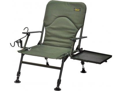 K-Karp Sedačka se stolkem a držákem na prut Tourer MKII Chair  + Sleva 10% za registraci