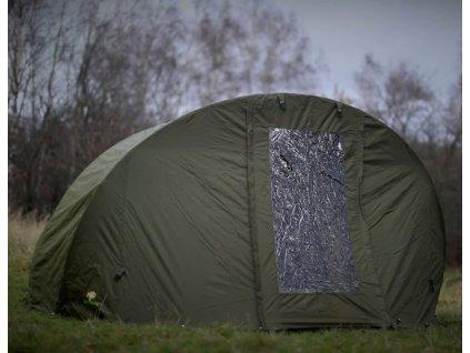 Druhý plášť MX Dome 2 Man Overwrap  + Sleva 10% za registraci + ZDARMA Boilies Boss2 MAGIC Slunečnice - 200 g/20 mm