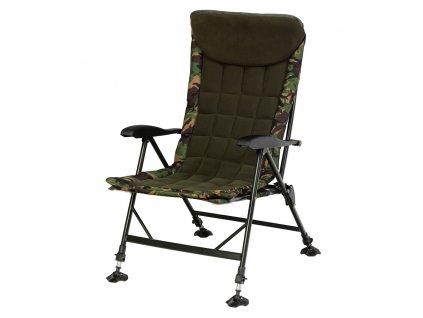 Sedačka Komfy Camo Chair  + Sleva 10% za registraci + ZDARMA kaprové háčky
