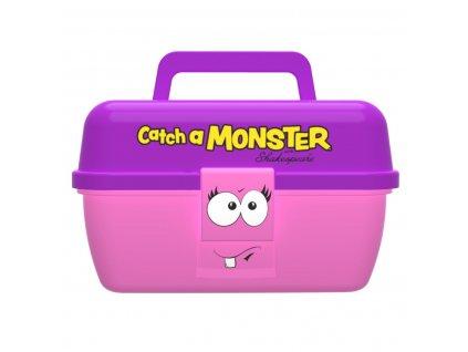 SHAKESPEARE Dětský kufřík Catch a Monster Pink Tackle Box