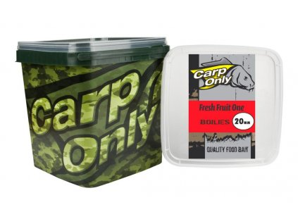 CARP ONLY FRESH FRUIT ONE BOILIE 24MM 1KG