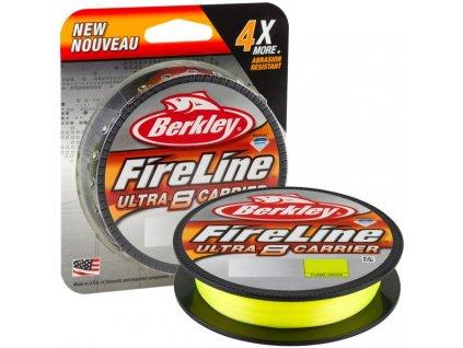 BERKLEY FIRELINE ULTRA 8 FLUO GREEN 150M 0,25MM 18,4KG