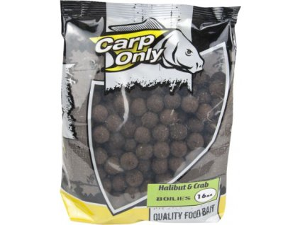 CARP ONLY HALIBUT CRAB BOILIE 12MM 1KG