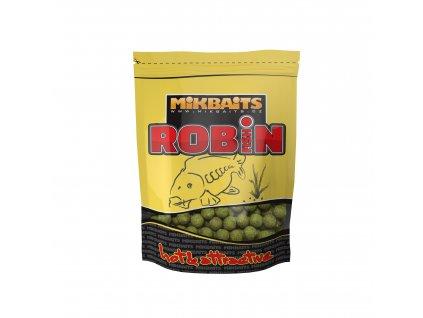 Mikbaits Robin Fish boilie - Máslová hruška  + Sleva 10% za registraci