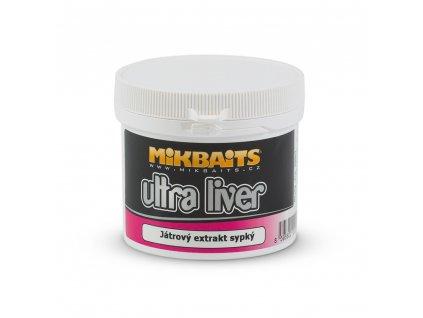 Mikbaits Ultra Liver 250ml - Játrový extrakt sypký  + Sleva 10% za registraci
