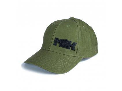 Mikbaits oblečení - Čepice MiK zelená  + Sleva 10% za registraci