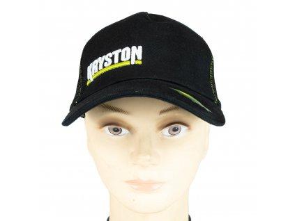 Kryston oblečení - Čepice Trucker cap černá  + Sleva 10% za registraci