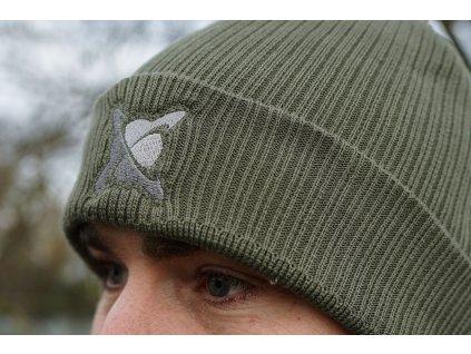 CC Moore oblečení - Zimní čepice Beanie Green  + Sleva 10% za registraci