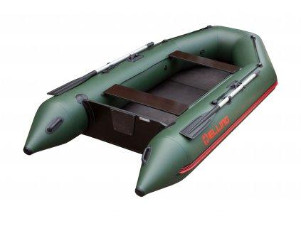 Nafukovací čluny Elling - Forsage 330 s pevnou skládací podlahou, zelený  + Sleva 5% za registraci
