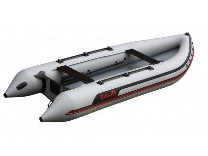 Nafukovací čluny Elling - K430 KARDINAL, šedý  + Sleva 5% za registraci