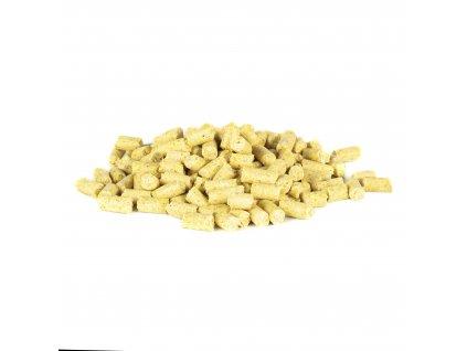 Mikbaits Pelety 1kg - Sladká kukuřice 6mm  + Sleva 10% za registraci