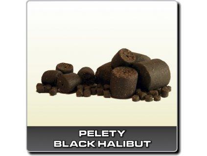 Pelety Black Halibut 250 g  + Sleva 10% za registraci