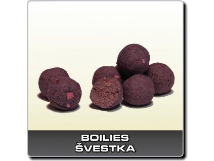Infinity Baits Boilies Švestka  + Sleva 10% za registraci