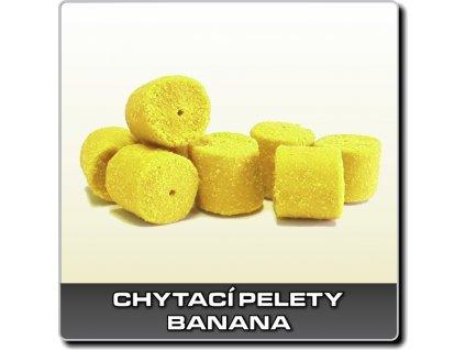 Infinity Baits Chytací pelety - Banana