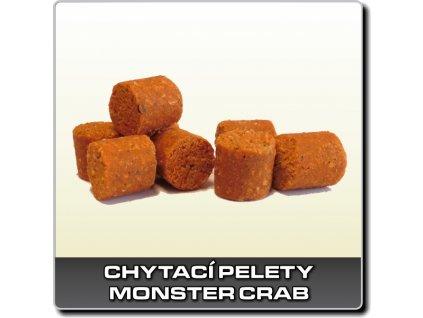 Infinity Baits Chytací pelety - Monster crab  + Sleva 10% za registraci