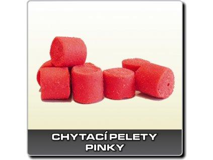 Infinity Baits Chytací pelety - Pinky