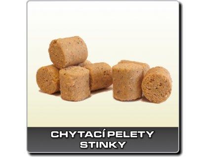 Infinity Baits Chytací pelety - Stinky  + Sleva 10% za registraci
