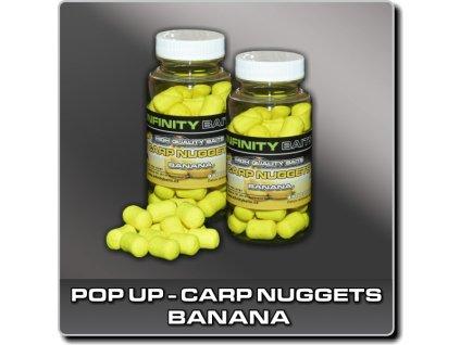 Infinity Baits Pop Up Carp nuggets