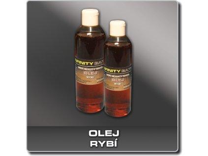 Infinity Baits Rybí olej  + Sleva 10% za registraci
