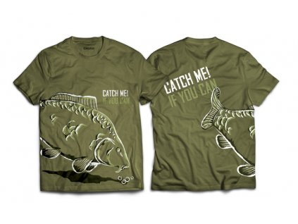 Tričko Delphin Catch me!  + Sleva 10% za registraci