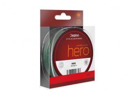 Delphin HERO zelená  + Sleva 10% za registraci