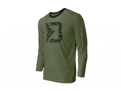 Tričko s dlouhým rukávem Delphin RAWER Carpath  + Sleva 10% za registraci