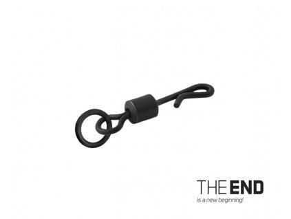 THE END Rychloobratlík s kroužkem 4 / 10ks  + Sleva 10% za registraci