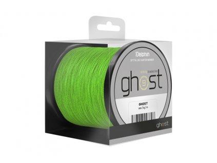 Delphin GHOST 8+1 / zelená