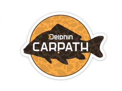 Samolepka Delphin CARPATH  + Sleva 10% za registraci
