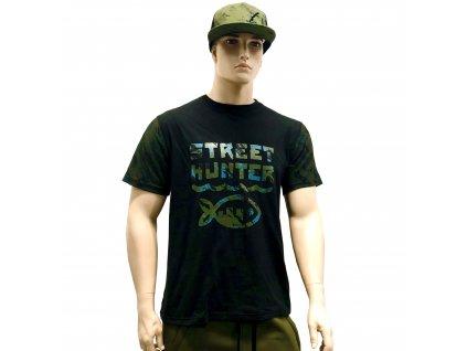 LK Baits Street Hunter T-Shirt  + Sleva 10% za registraci