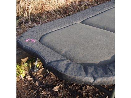 LK Baits lehátko Bedchair CAMO XL 8 leg  + Sleva 10% za registraci