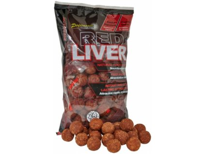 Starbaits Boilie Red Liver 1 Kg