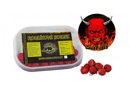 Rohlíkové boilies - 40 g/Satan
