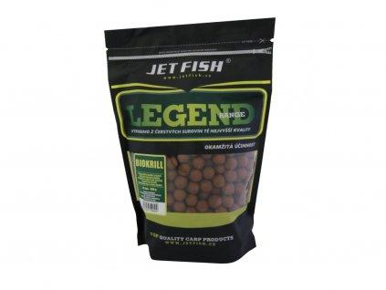 JetFish Legend Range boilie BIOKRILL